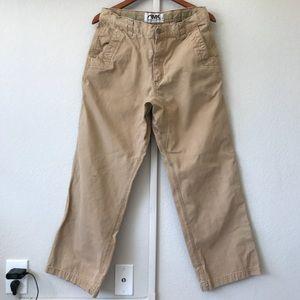 Mountain khakis outdoor thick khaki 34 x 30